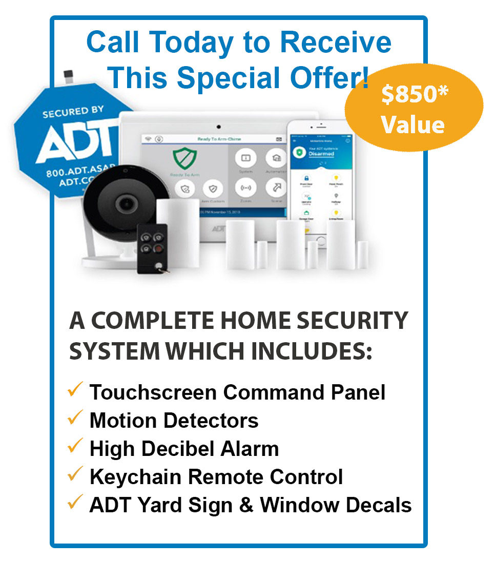 ADT Special Offer